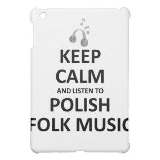Listen to Polish folk music iPad Mini Cover