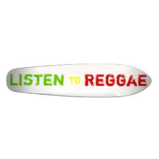 Listen, to, Reggae Skateboard