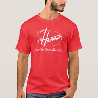 Listen to The Hoovers novelty band T Shirt