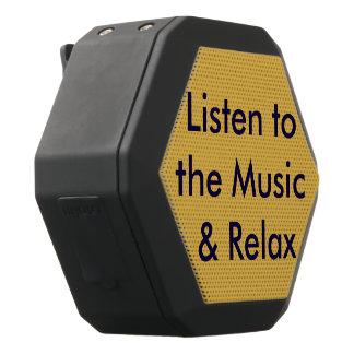 Listen to the music Boombot Rex Speaker Black Boombot Rex Bluetooth Speaker