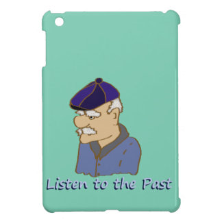 Listen to the past and those who lived it. case for the iPad mini
