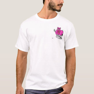 Listen to the Pig - WMD Question T-Shirt