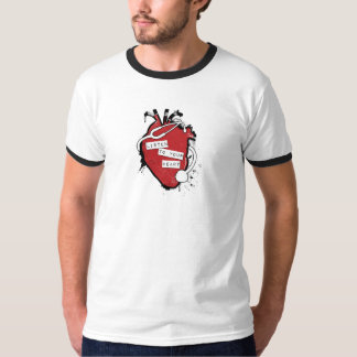 listen to your anatomical heart T-Shirt
