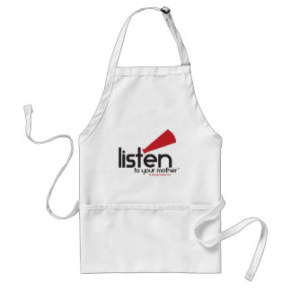 Listen To Your Mother Gifts Adult Apron