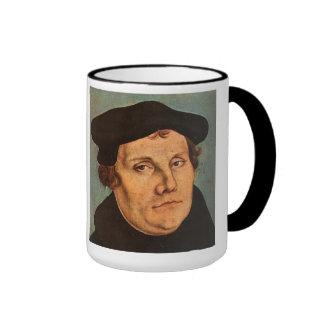 Listen, you ass, you are a particularly crass... ringer mug