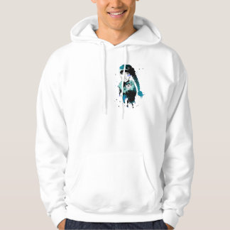 listening in the shadows hoodie