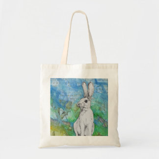 Listening to Spring Budget Tote Bag