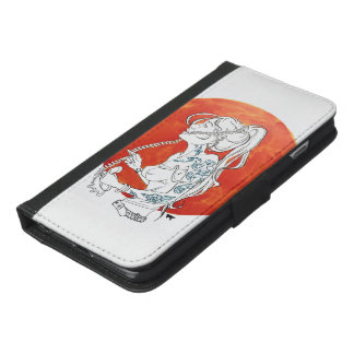 Listening To The Voices Inside My Head iPhone 6/6s Plus Wallet Case