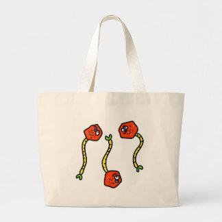 Listeria Large Tote Bag