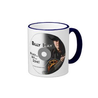 Listo… Fije… ¡Ido! Tazas de café CD de la cubierta
