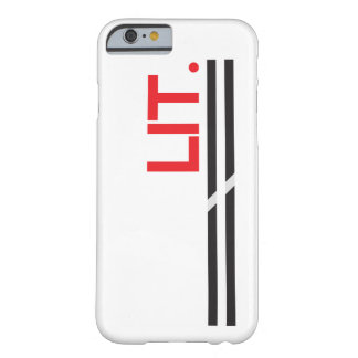 LIT BARELY THERE iPhone 6 CASE