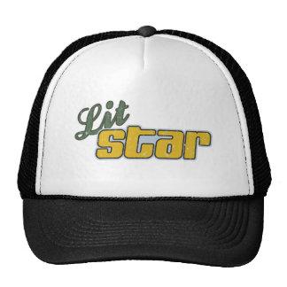 Lit Star Trucker Hat