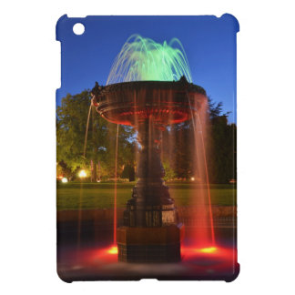 Lit Water Fountain Cover For The iPad Mini