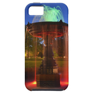 Lit Water Fountain iPhone 5 Case