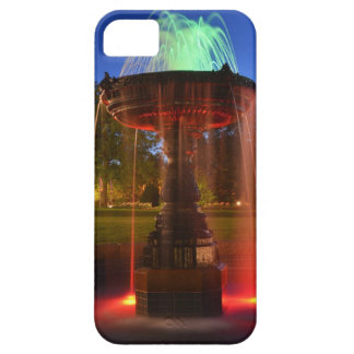 Lit Water Fountain iPhone 5 Cases