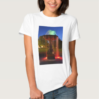 Lit Water Fountain T-shirts