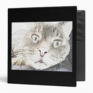 Lita Cat Sketch Binder