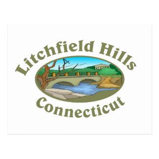 Litchfield Hills Postcard