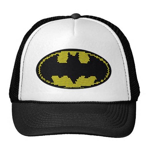 Lite-Brite Bat Emblem Trucker Hat