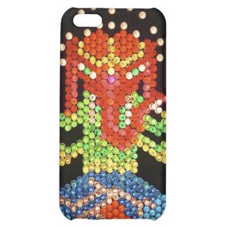 Lite Brite Ganesh Iphone Case iPhone 5C Cover