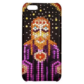 Lite Brite Jesus Iphone 5 Case