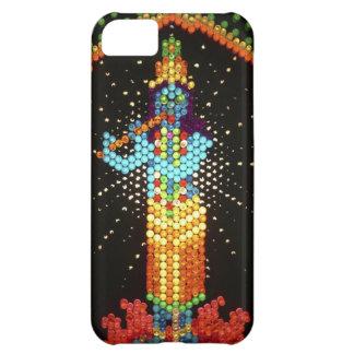 Lite Brite Krishna Iphone 5 Case