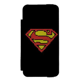 Lite-Brite S-Shield Incipio Watson™ iPhone 5 Wallet Case