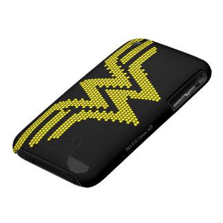 Lite-Brite WW Symbol Case-Mate iPhone 3 Cases