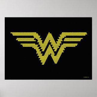 Lite-Brite WW Symbol Poster