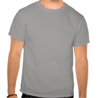 Litera EPW - ropa oscura del honor de la aceituna Camisetas