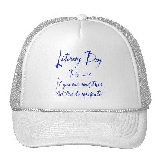 Literacy Day July 2nd Trucker Hat