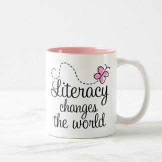 Literacy Mug