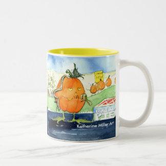 Literacy Now Two-Tone Coffee Mug