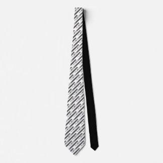 Literally Edgy - Exacto Printed Necktie