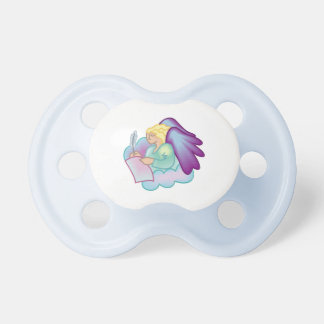 Literary Angel Pacifier