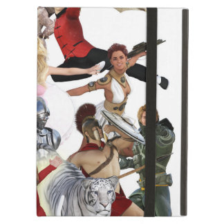 Literary Classics and Fictional Characters Dreamed iPad Air Case