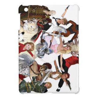 Literary Classics and Fictional Characters Dreamed iPad Mini Cases