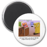 Literary Courtroom Drama Funny Gifts Tees Mugs Etc Refrigerator Magnet