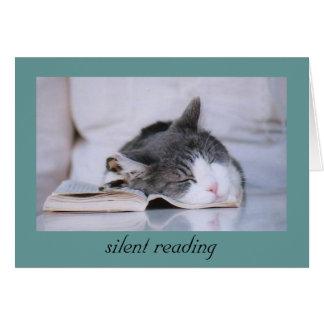 Literary Dreams Note Card
