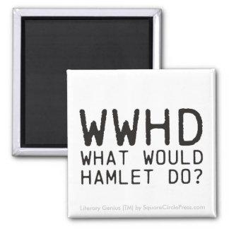 Literary Genius: Hamlet Question Magnet