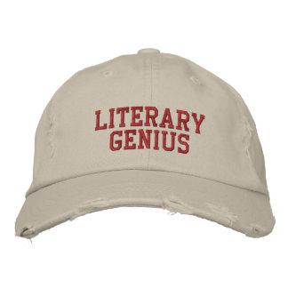 Literary Genius hat