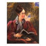 Literary Ladies Book Club Invitation Vintage