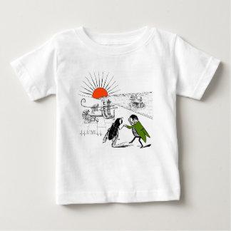literary love baby T-Shirt