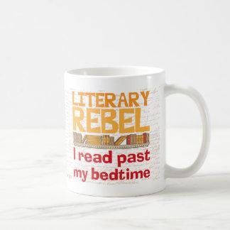 Literary Rebel Coffee Mug