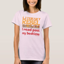 Literary Rebel T-Shirt