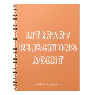 Literary Rejections Agent Notebook