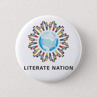 Literate Nation Button