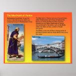 Literatura, Shakespeare, comerciante de Venecia Impresiones