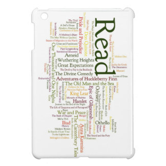 Literature Inspired Items iPad Mini Case