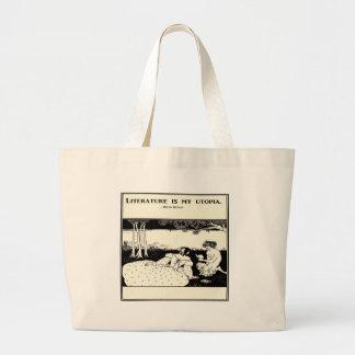 Literature is My Utopia - Bag